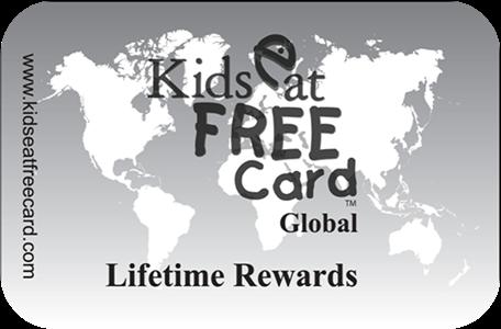 Kids Eat Free Card Global